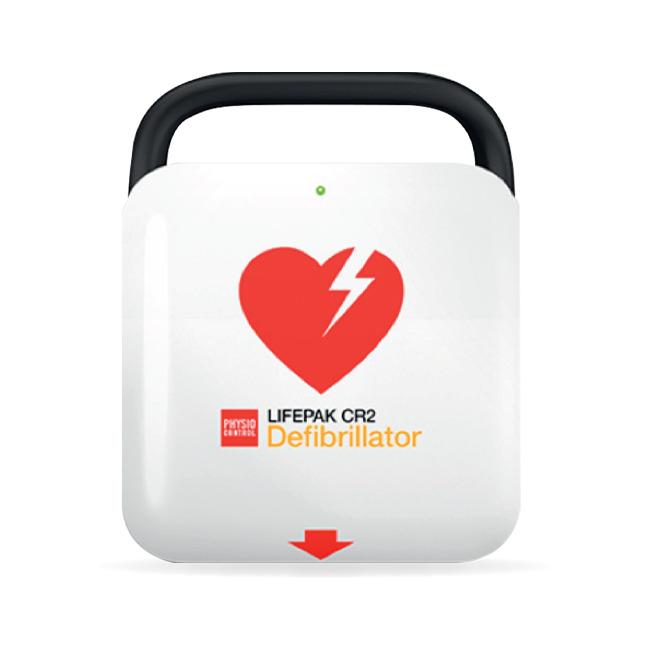 Defibrillatore CR2 - Tecno System SRL